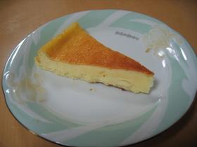 初心者さん向け♪本格チーズケーキ