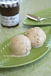 アイスクリーム  モンブランの写真