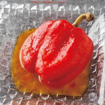 パプリカのオーブン焼き