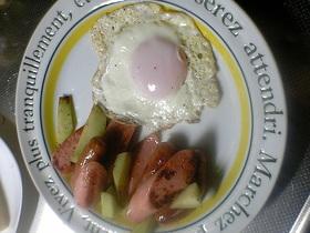 バランス朝食