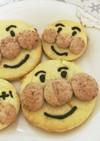 子供も喜ぶ!アンパンマンクッキー