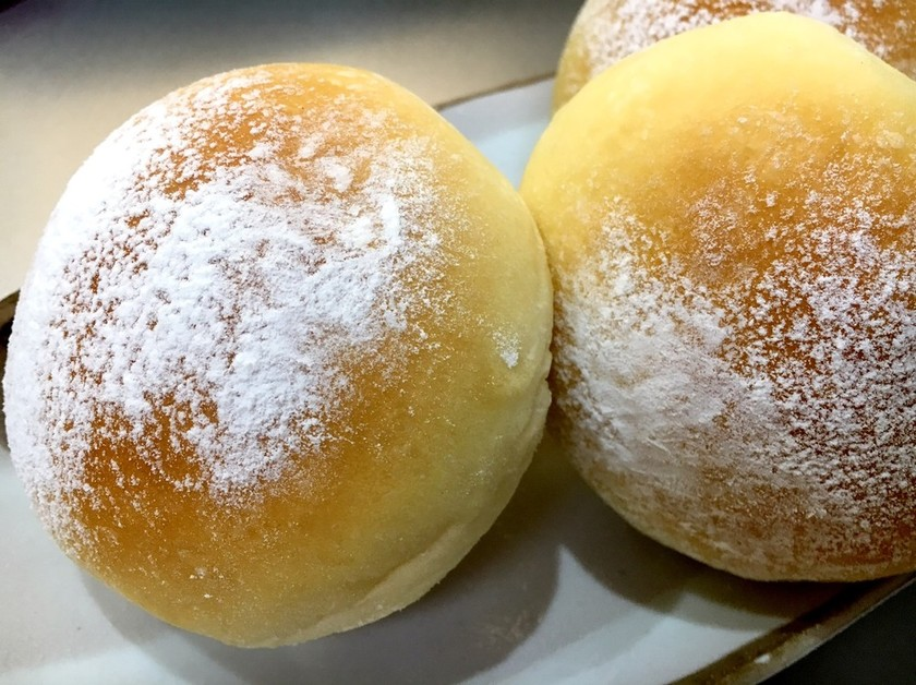 milk丸パン(HB使用)