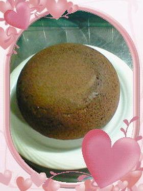 しっとりチョコケーキby炊飯器