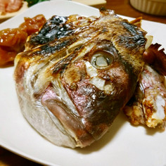 安くて簡単!鯛のアラ塩焼きを美味しく!