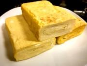 甘い♫みんな大好き 卵焼き お寿司にもの写真