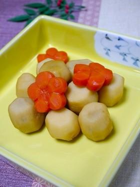 簡単お節!里芋の煮物