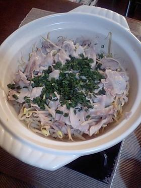 優作鍋(もどき)