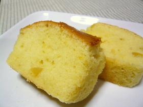 しっとりマロンパウンドケーキ