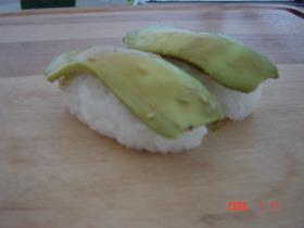 マグロ!?の寿司