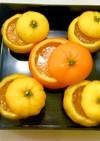 柚子とみかんのフルーツゼリー✨美味しい!