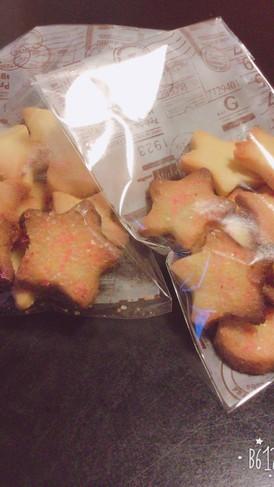 簡単!!楽しく!!サクサククッキー