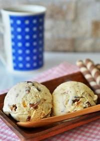 トルコのデザート☆タヒンのアイスクリーム