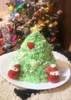 簡単 可愛い クリスマスケーキ