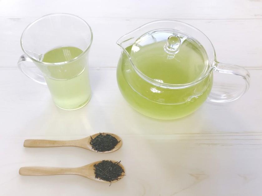 食事の時用の水出し緑茶(100.2)