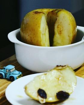簡単!オーブンで丸ごと焼きリンゴ