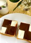 クリチ&生チョコのトースト