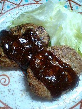 ☆豆腐ハンバーグ 合いびき肉ver☆