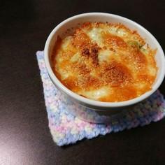 アボマヨ チーズたっぷりオーブン焼き