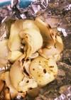魚焼きグリルで簡単♡ゆりねのホイル焼き