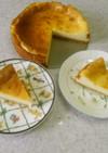 ☆しっとり濃厚なベイクドチーズケーキ☆