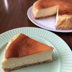 お家でカフェの味☆ベイクドチーズケーキ