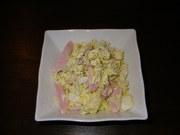 白菜のサラダの写真