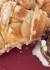 アップルパイ★型なし 簡単 ケーキ
