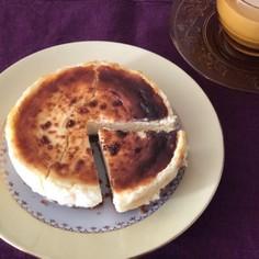 有名店☆バスクの焦がしチーズケーキ