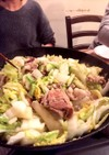 白菜大量消費!とり白菜鍋