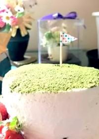 父の日に誕生日に簡単【ゴルフケーキ】