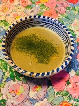 簡単マッシュルームスープ