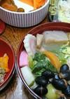 ☆おせち救済覚書 煮しめで作る温かい汁椀