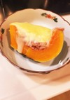 バターナッツかぼちゃのグラタン