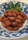 大正金時豆の煮豆