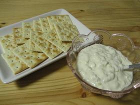 クリームチーズのおつまみ(*・ω・*)