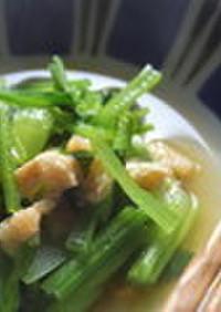 時短☆簡単 基本の小松菜の煮びたし