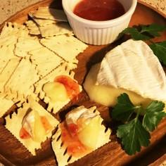 ブリーチーズの美味しい食べ方♡
