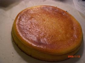 雪印チーズケーキ