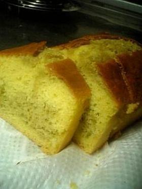 HKMで♪サクッとしっとりパウンドケーキ