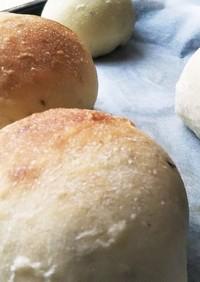 ズボラな私の自家製酵母パン