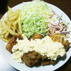 チキン南蛮  甘酢タレ