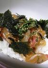 【男の料理】鯛のづけ丼