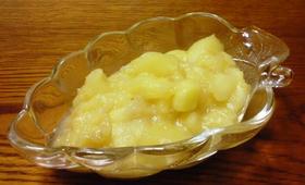 砂糖いらず!簡単りんごとバナナのジャム