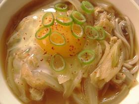 Wねぎ蕎麦☆