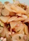 根菜と鶏肉の味染み煮物