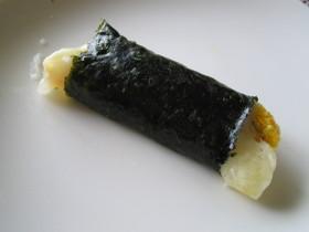 レンジで簡単 チーズゆずこしょう餅