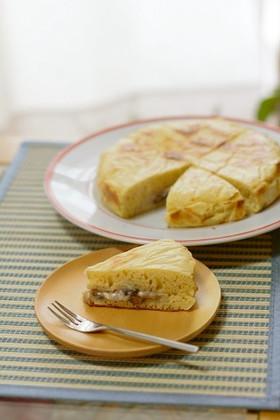 フライパン☆なんでもサンドケーキ☆
