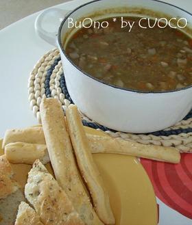 簡単☆レンズ豆とポークのシチュー