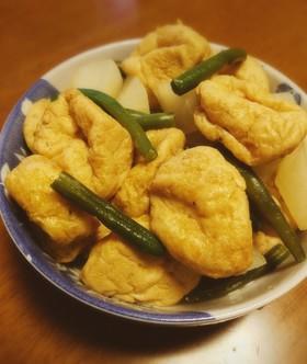 簡単シンプル☆がんもの煮物