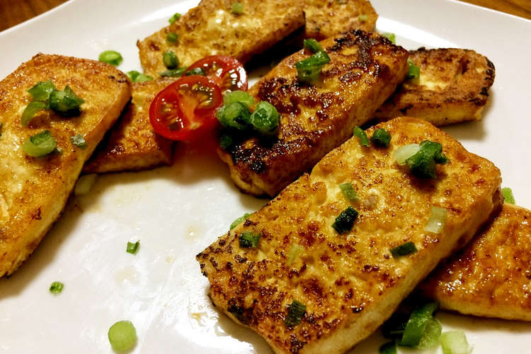 木綿 豆腐 レシピ